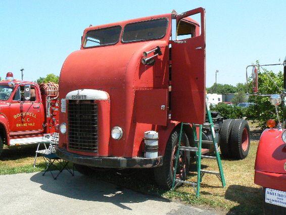 Antique Truck Show Corbitt With Images Trucks Antique