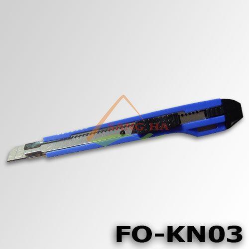 Sang Hà Văn phòng phẩm giá sỉ - Dao rọc giấy Thiên Long FO-KN03 9mm