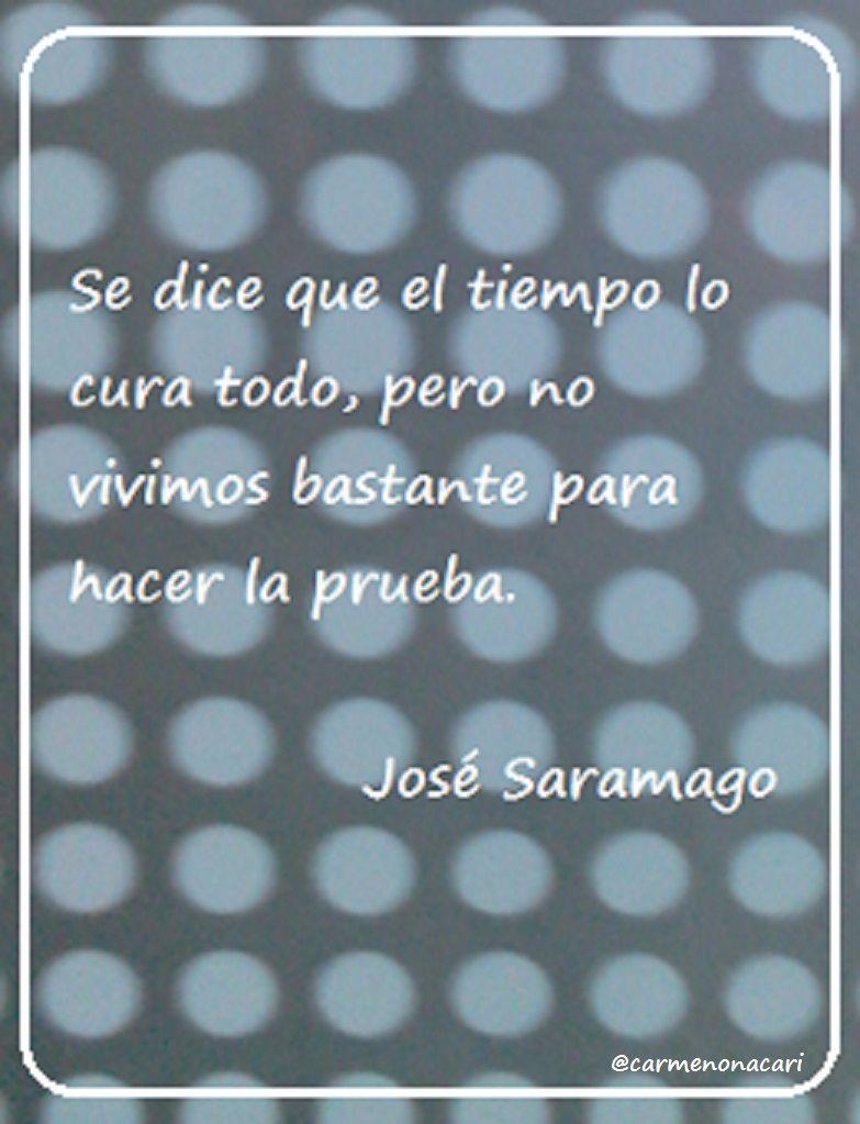 Cita de José Saramago