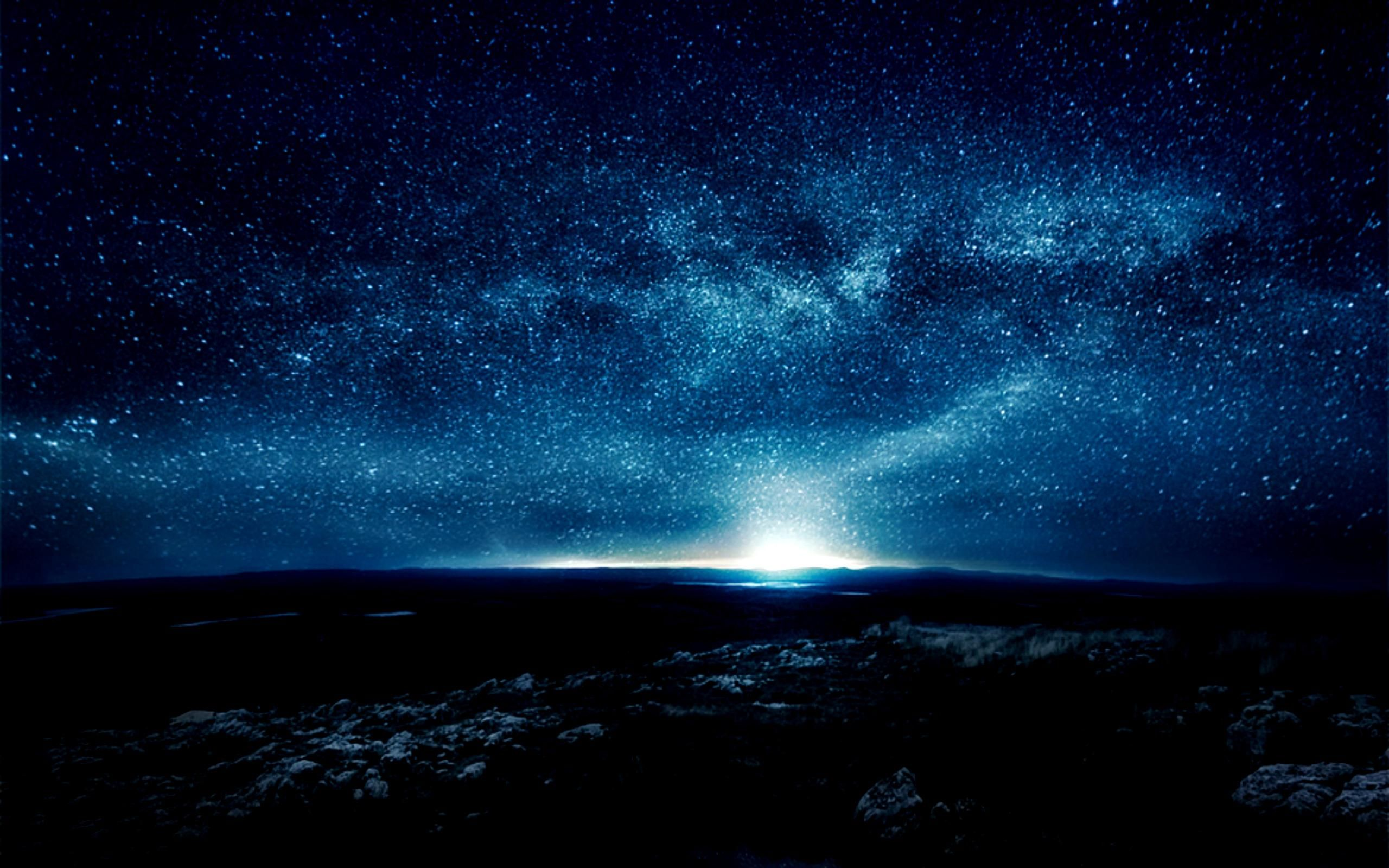 Beautiful Starry Night Download Beautiful Starry Night