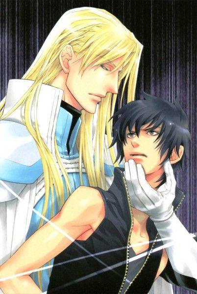 Iason X Riki Ai No Kusabi Anime Manga Anime Anime Fandom