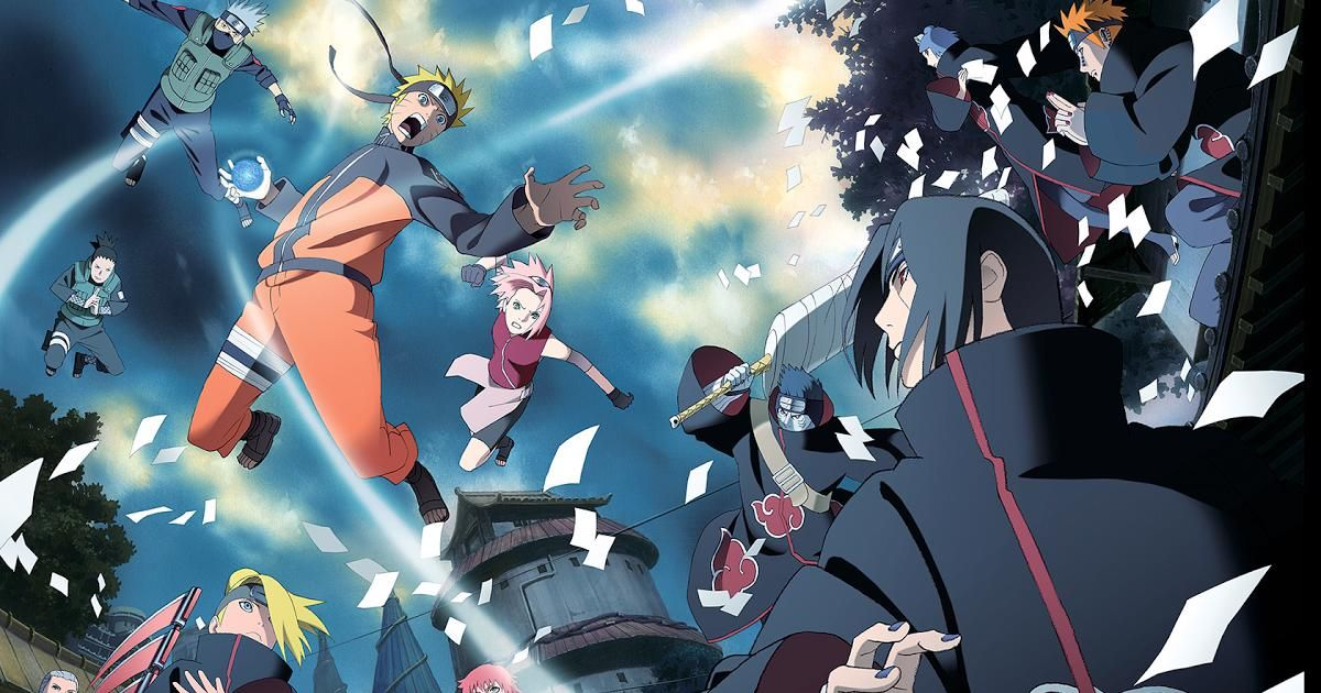 20 Anime Wallpaper Of Naruto Anime Wallpapers Naruto Shippuden