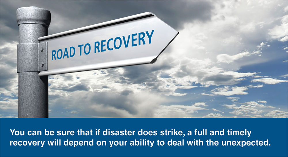 Planning For Disaster Recovery Preparation Is Key Adjusting