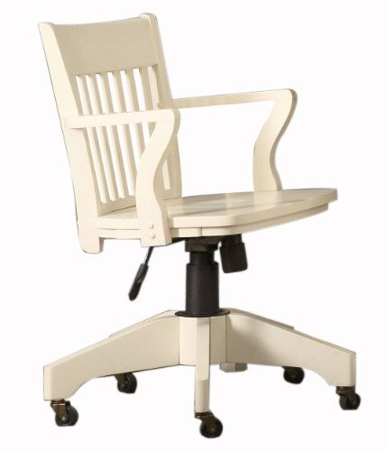 Groovy Pin By Chrissy Eager On For The Home White Desk Chair Theyellowbook Wood Chair Design Ideas Theyellowbookinfo