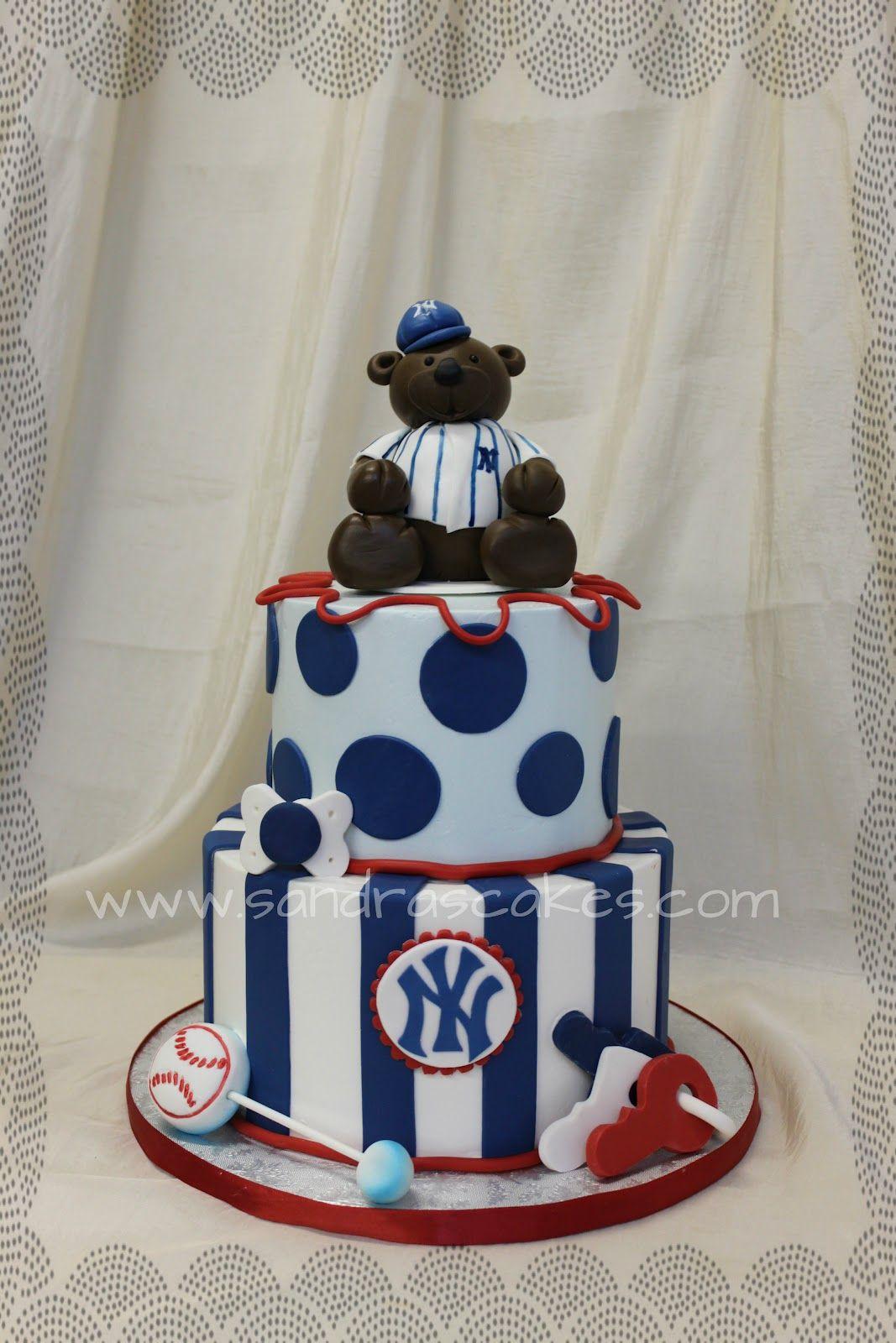baseball baby shower cake Babyshower Pinterest Shower cakes