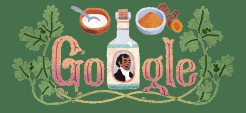 Google Doodles Εορτασμός προς τιμήν του Sake Dean