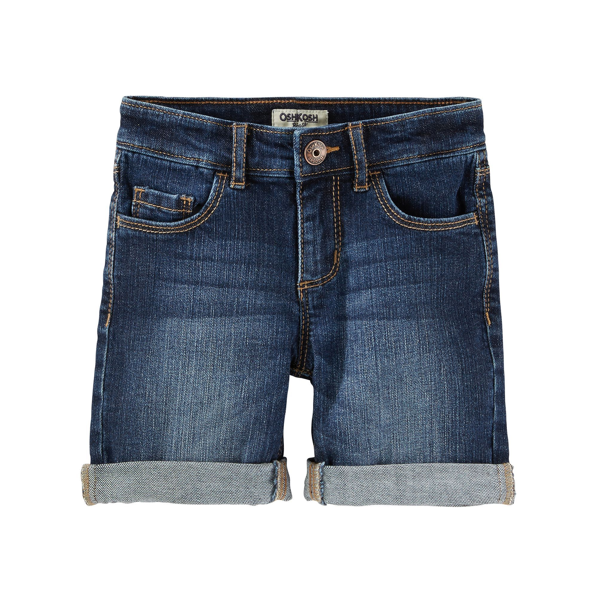 OshKosh Girls Denim Shorts Denim Shorts