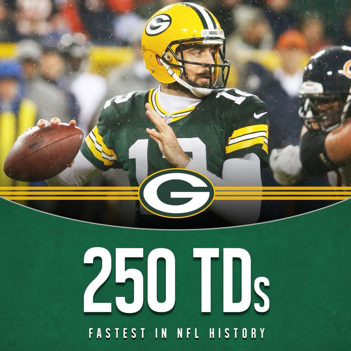 Aaron Rodgers Green Bay Packers Fans Packers Football Nfl Green Bay
