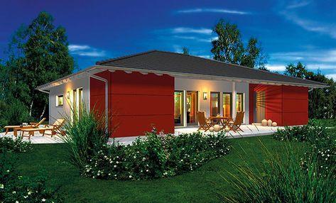 ein besonders sch nes exemplar von bungalow ist das fertighaus haas b 115 von haas haus machen