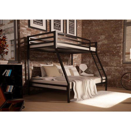 Buy Mainstays Premium Twin Over Full Bunk Bed Multiple Colors At Walmart