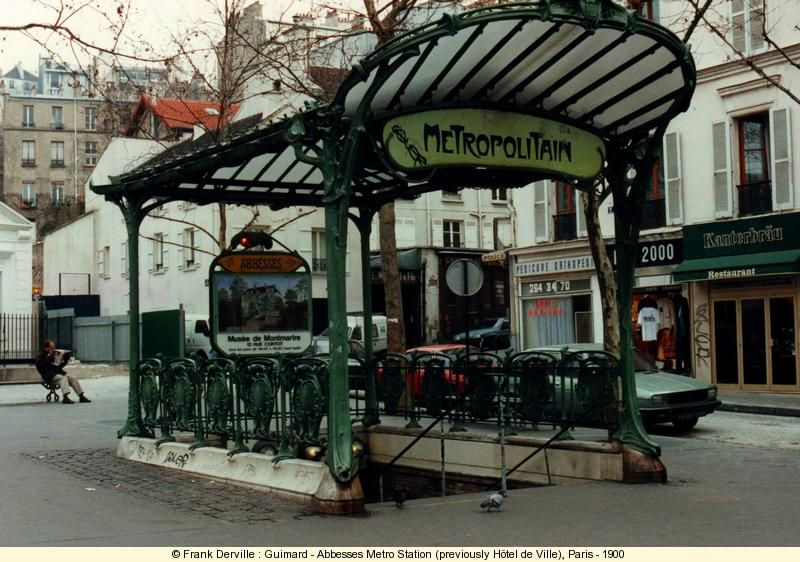 Métro - Station Art-Deco, Paris | Paris | Pinterest | Metro station ...