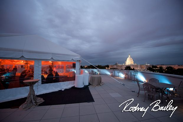 Washington Dc Wedding Venues With Monument Views
