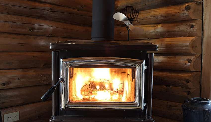 Pin On Top 10 Best Wood Stove Fans In 2020 Reviews