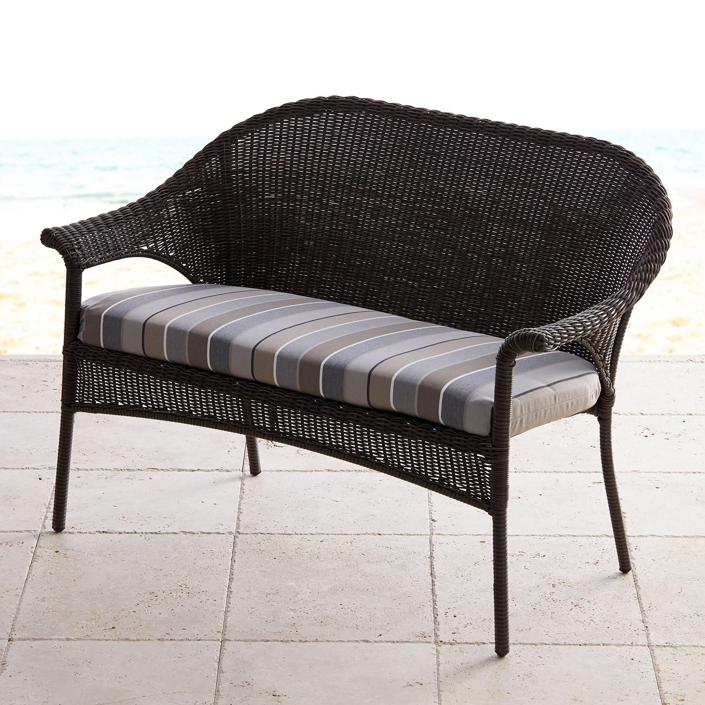 Sunbrella Contoured Chair Cushion The Company Store in
