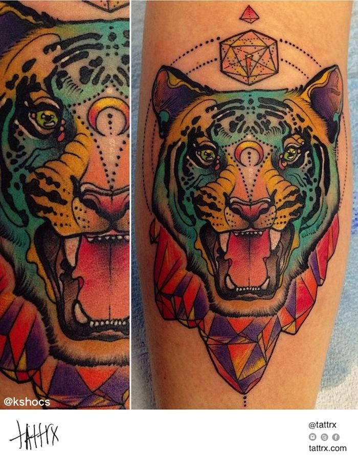 Tattoo by @kshocs - For Martina