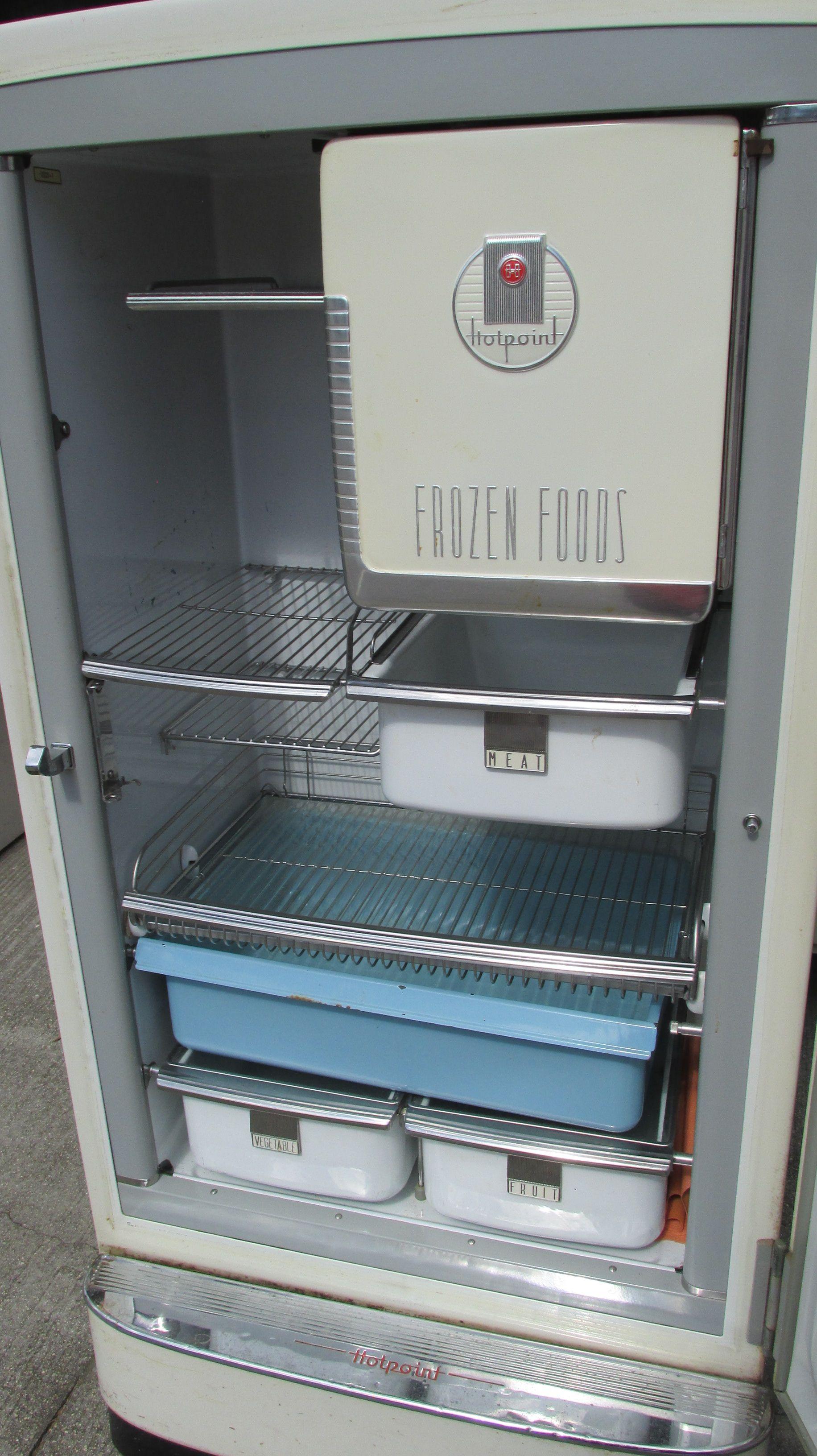 Unrestored Antique Refrigerators Vintage Refrigerator Vintage Fridge Retro Refrigerator