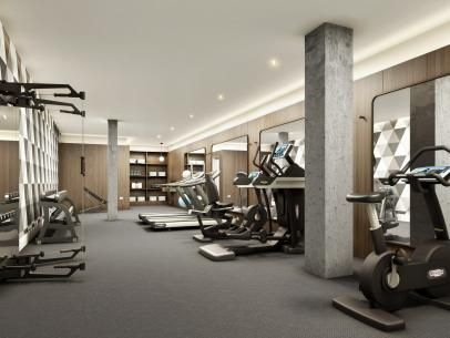 9 amazing home gyms for fitness inspiration  dream home