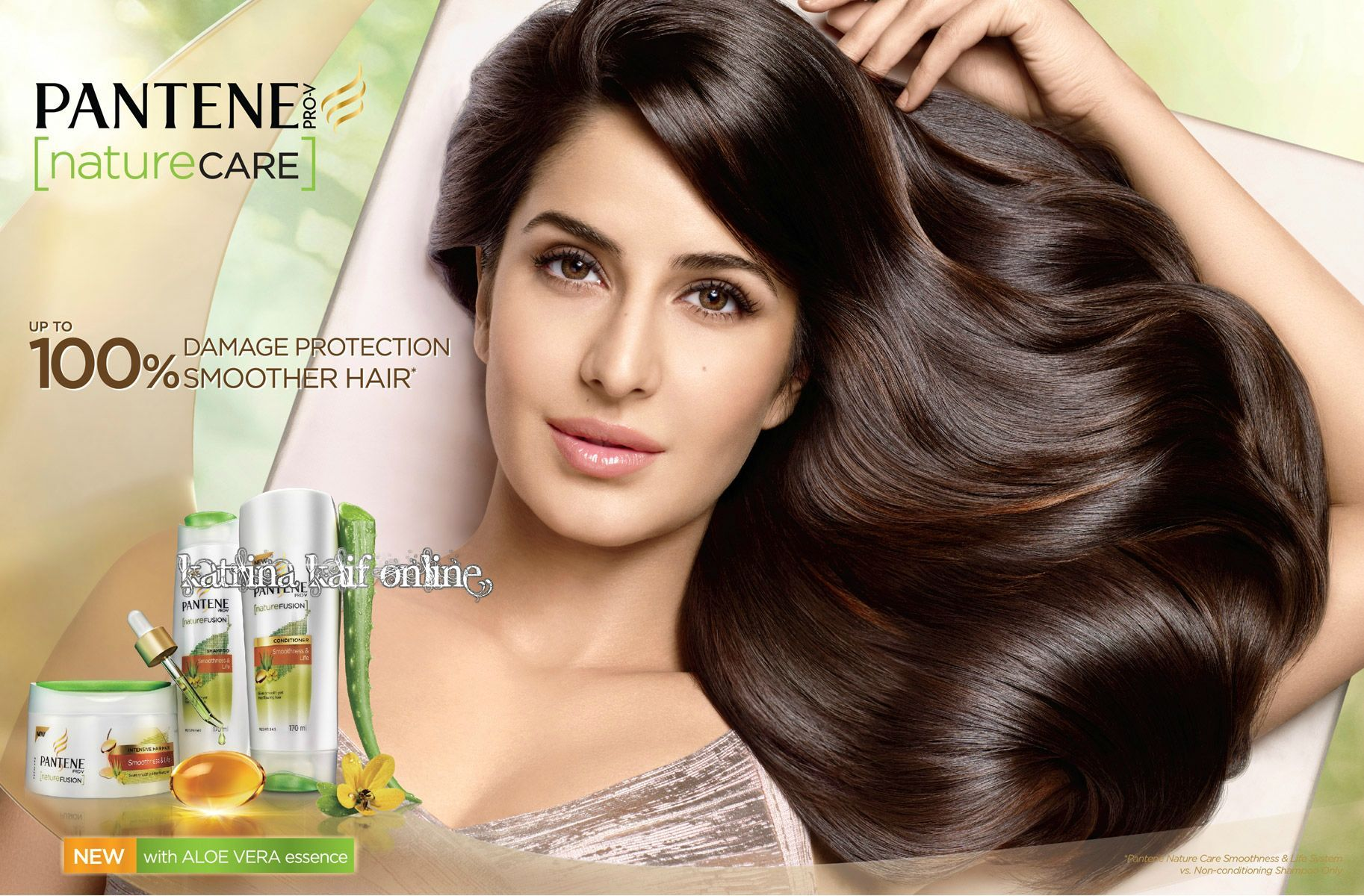 This print advertisement tells why people should choose pantene over any other product. This is also a way of persuading people to buy this product.
