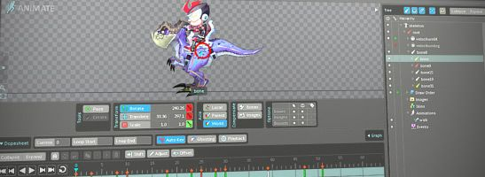 What is Spine? | สอน Animation | 2d animation software