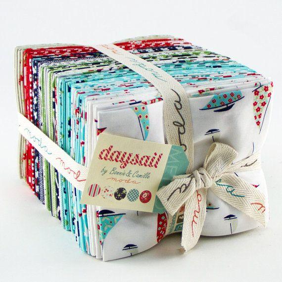 DAYSAIL Fat Quarter Bundle Bonnie and Camille for by Jambearies