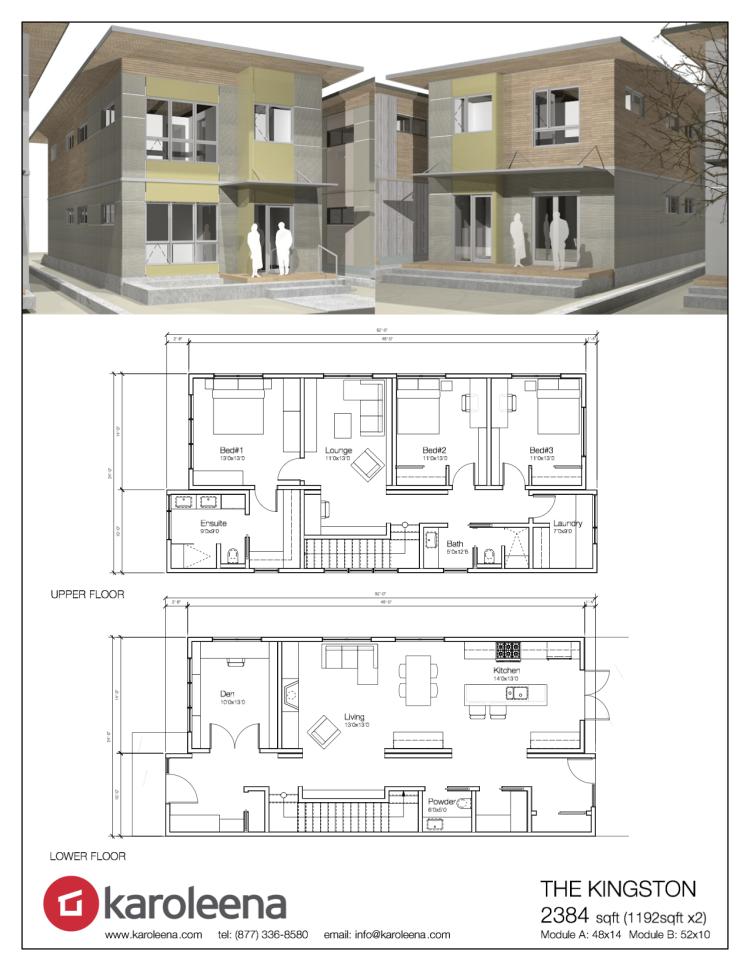 Modern House designs, luxury home plans, modular homes | Dream Home ...