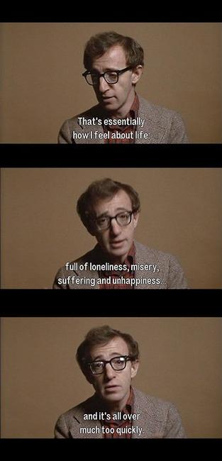 Woody Allen Filmy Kino I Cytaty