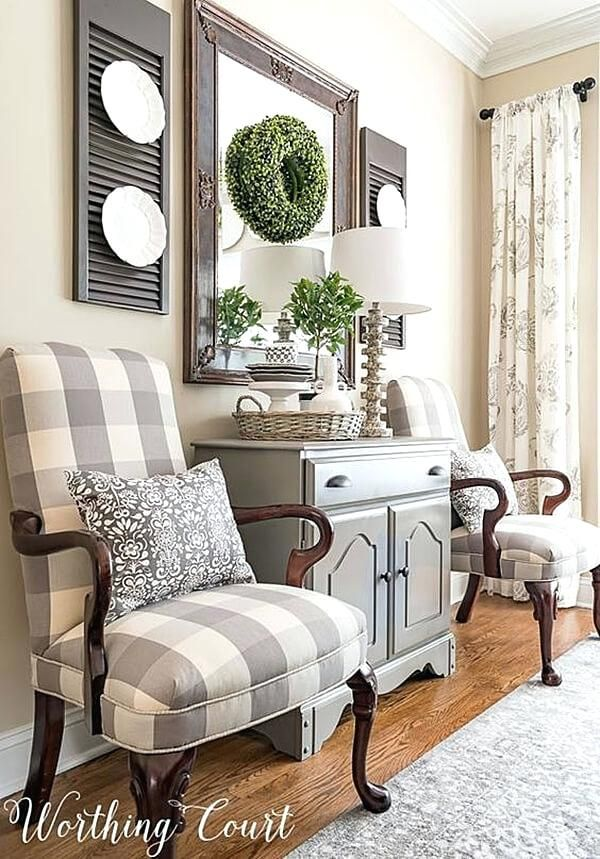 Window Shutter Wall Decor Wall Decoration Ideas Diy French Country Decorating Living Room Farmhouse Decor Living Room Farm House Living Room
