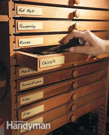 Ken S Favorite Shop Tips Garage Organization Garage Organization Tips Woodworking Tips