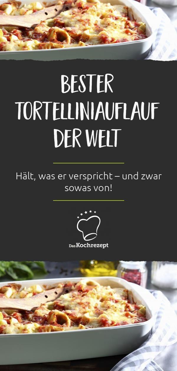Photo of Bester Tortelliniauflauf der Welt