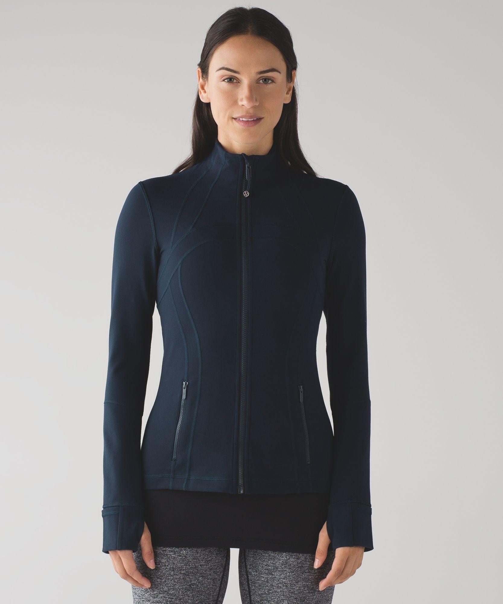 Define Jacket lululemon We designed this fitted jacket