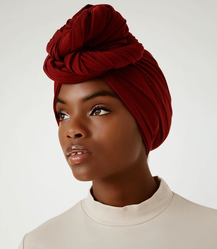 Nude Chiffon Hijab   VOILE CHIC   Luxury Chiffon Hijab - Voile Chic - USA