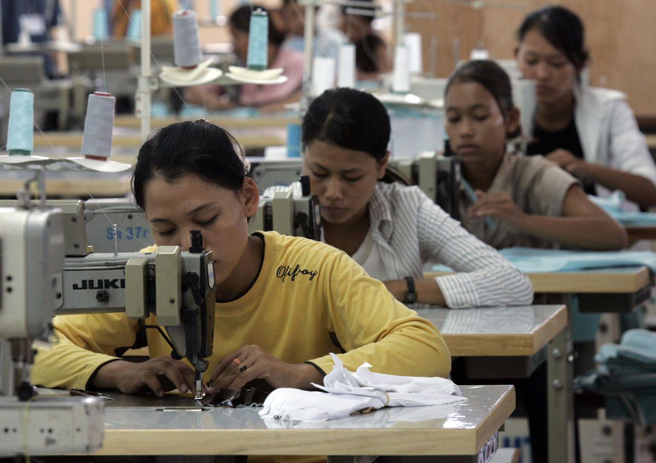 Cambodge inde pour les ouvri res d h m mieux vaut ne - Fausse couche symptome ...