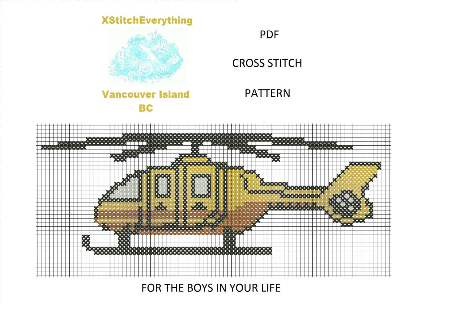Cross stitch size 14 count 3 sizes included small 418w