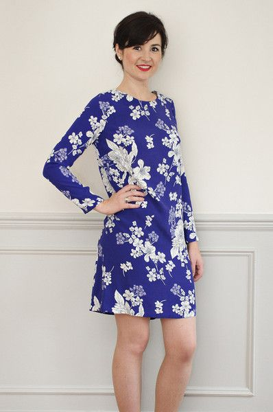 Ultimate Shift Dress | Sewing | Pinterest | Dress sewing patterns ...