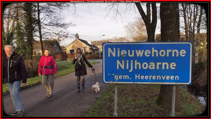 Nieuwehorne 30.12.2015 St.Thomas kuiertocht - Albert Westra - Picasa Webalbums