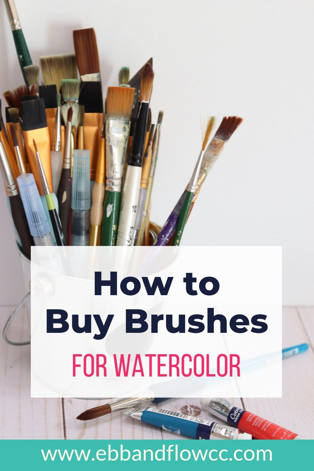 Learn About The Best Watercolor Brushes For Beginners Buying