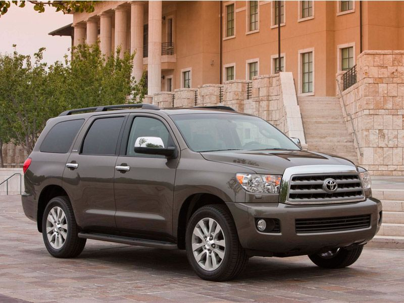 10 Best 8 Passenger Suvs 8 Passenger Vehicles Passenger Vehicle Toyota