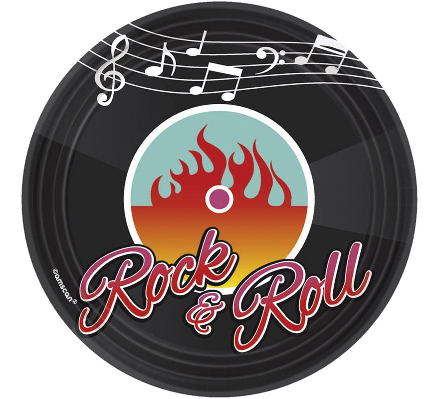 Rock And Roll Background Google Zoeken Cake Toppers