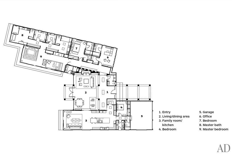 Look Inside a Minimalist Beverly Hills Home | Minimalist house ...