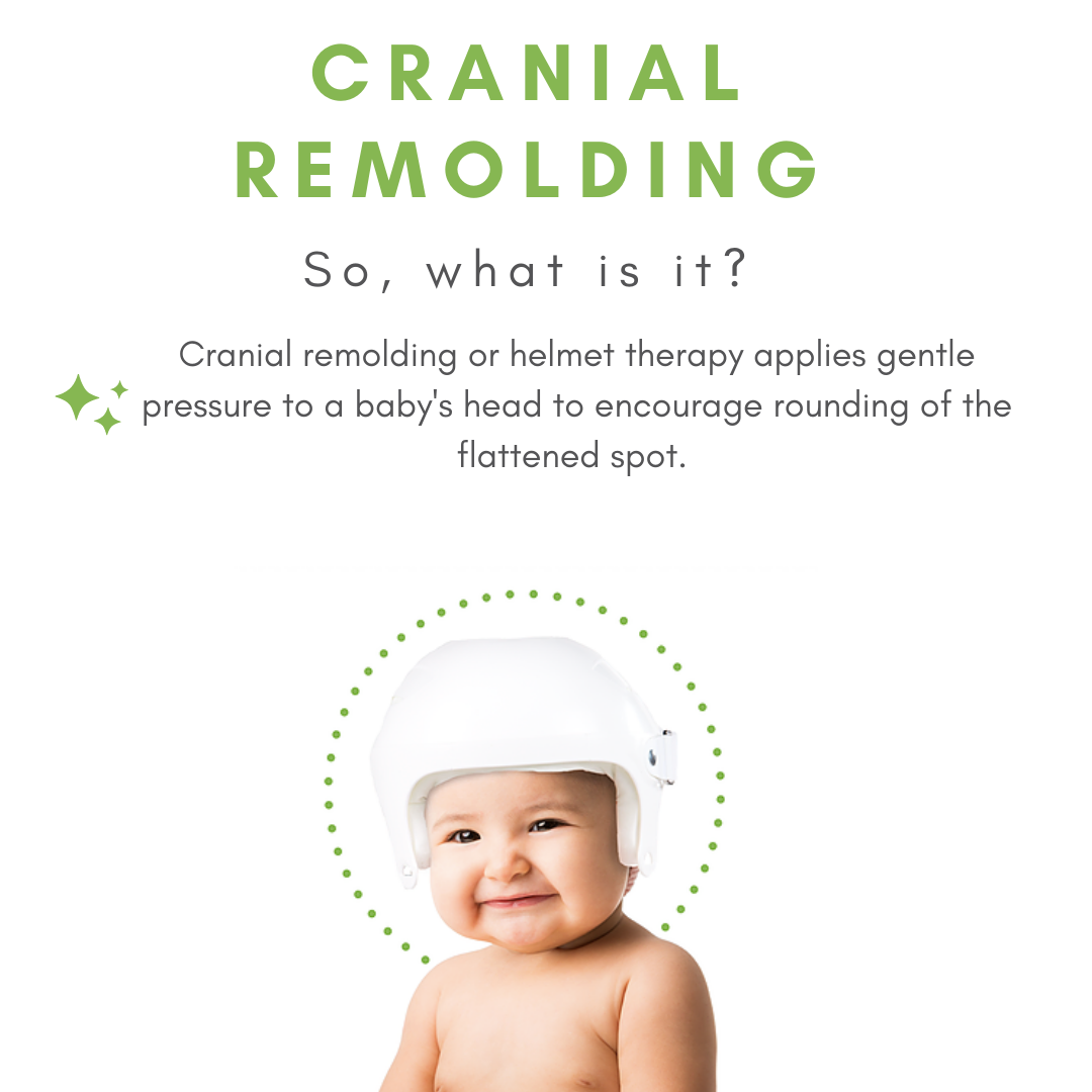 Curious What Cranial Remolding Really Is These Helmets Are An Important Part Of Re Shaping A Baby S Head When It B In 2021 Flat Head Baby Flat Head Syndrome Baby Head