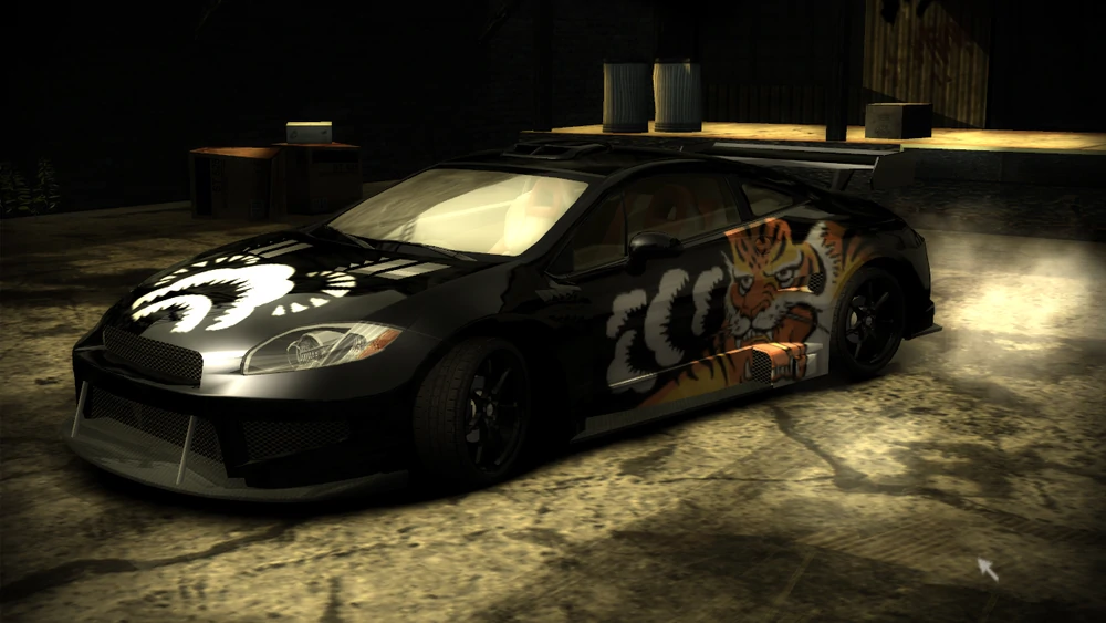 Need For Speed Most Wanted Blacklist