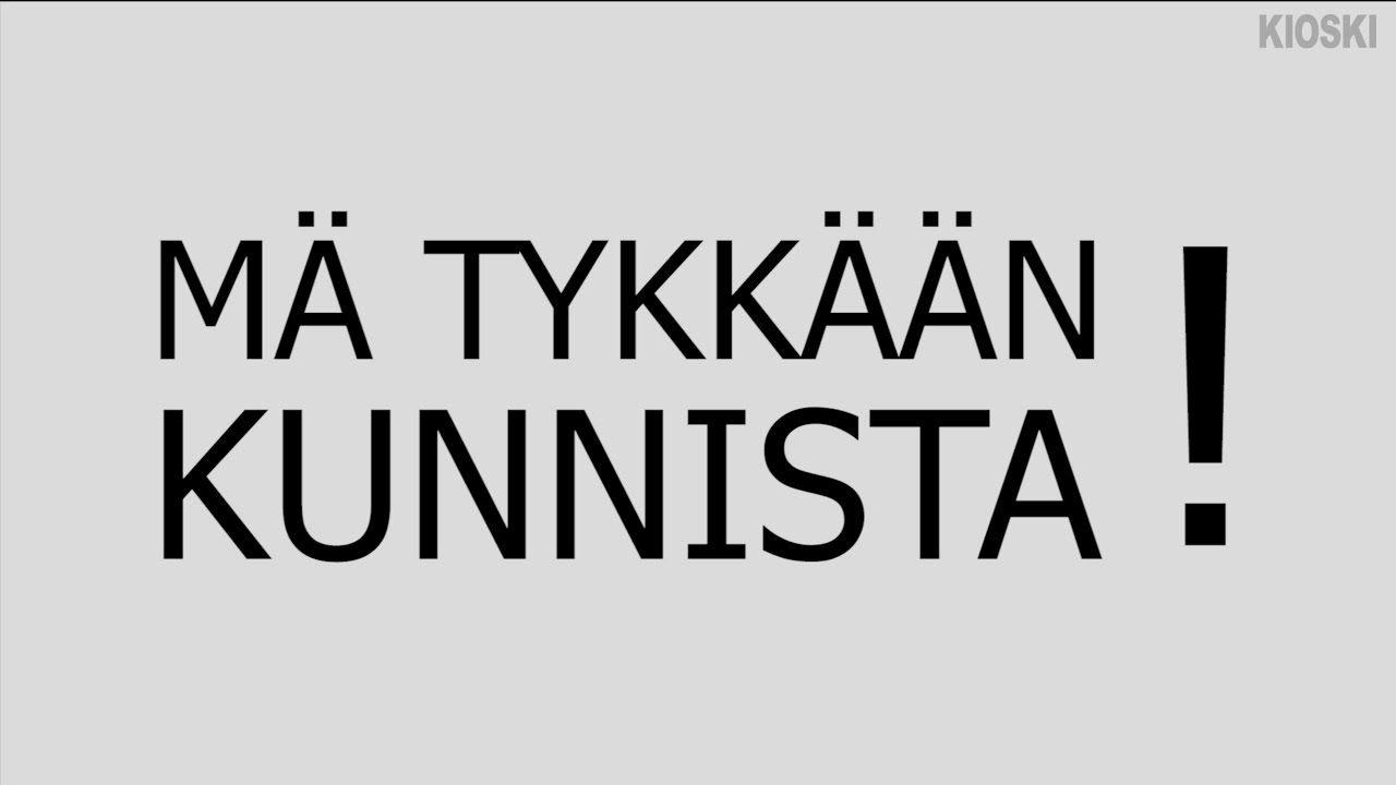 Suomen kunnat.