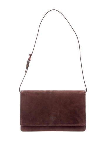 e671322cf1 The RealReal -  Prada Prada Scamosciato Shoulder Bag - AdoreWe.com ...