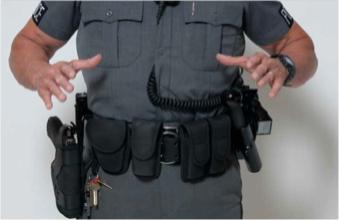 Duty Belt Safety System Duty Belt Setup Police Duty Belt Belt