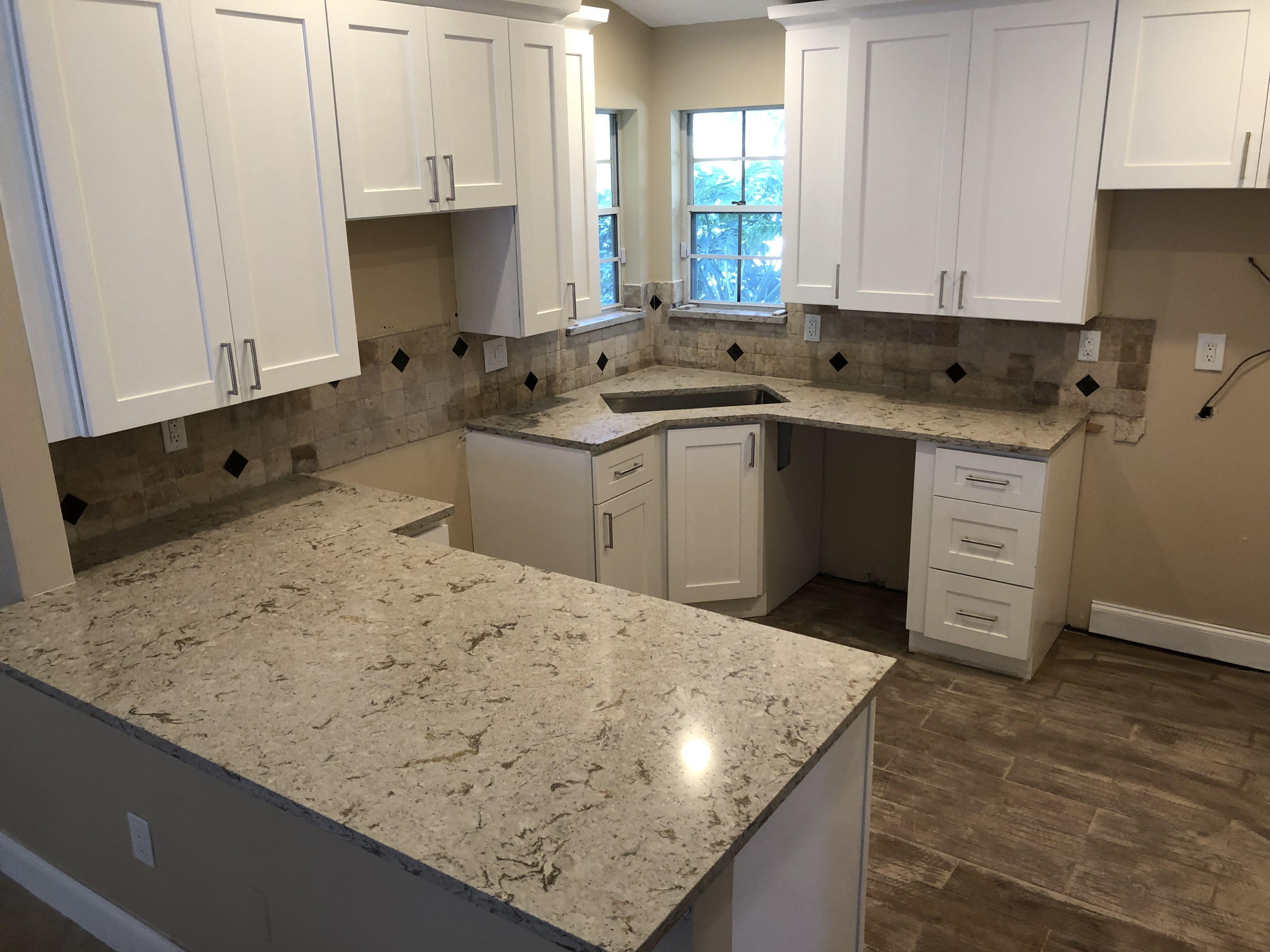 Cambria Windermere Quartz Kitchen Countertops Boca Raton Fl Quartz Kitchen Countertops Quartz Countertops Countertops
