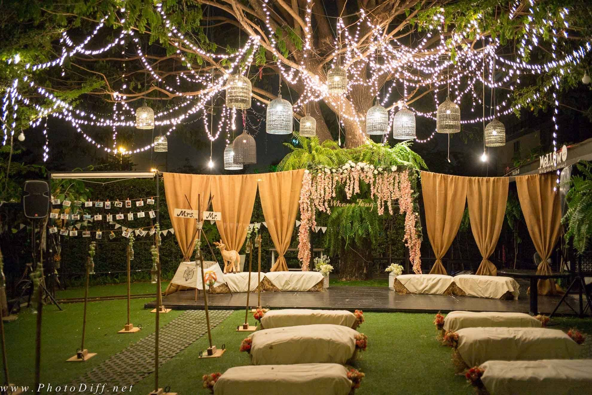 Wedding decoration stage ideas  PhotoDiff    FB  IG  Line id  Google Maps