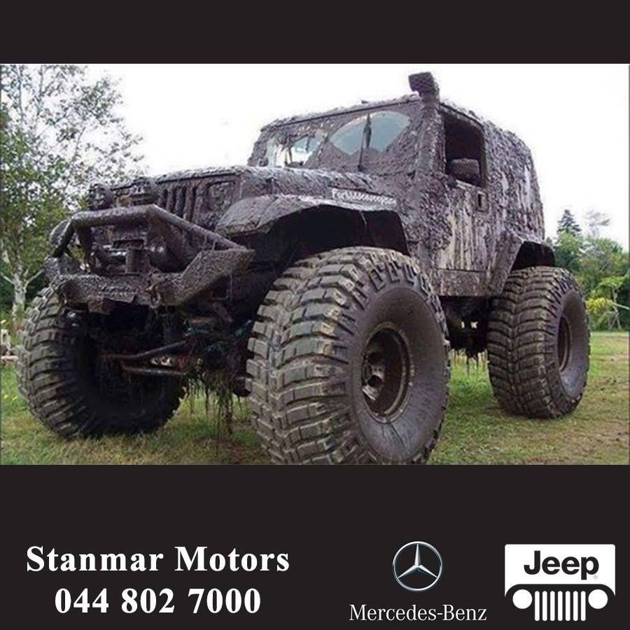 Got mud? Happy mudmonday ! Jeep, Monster trucks
