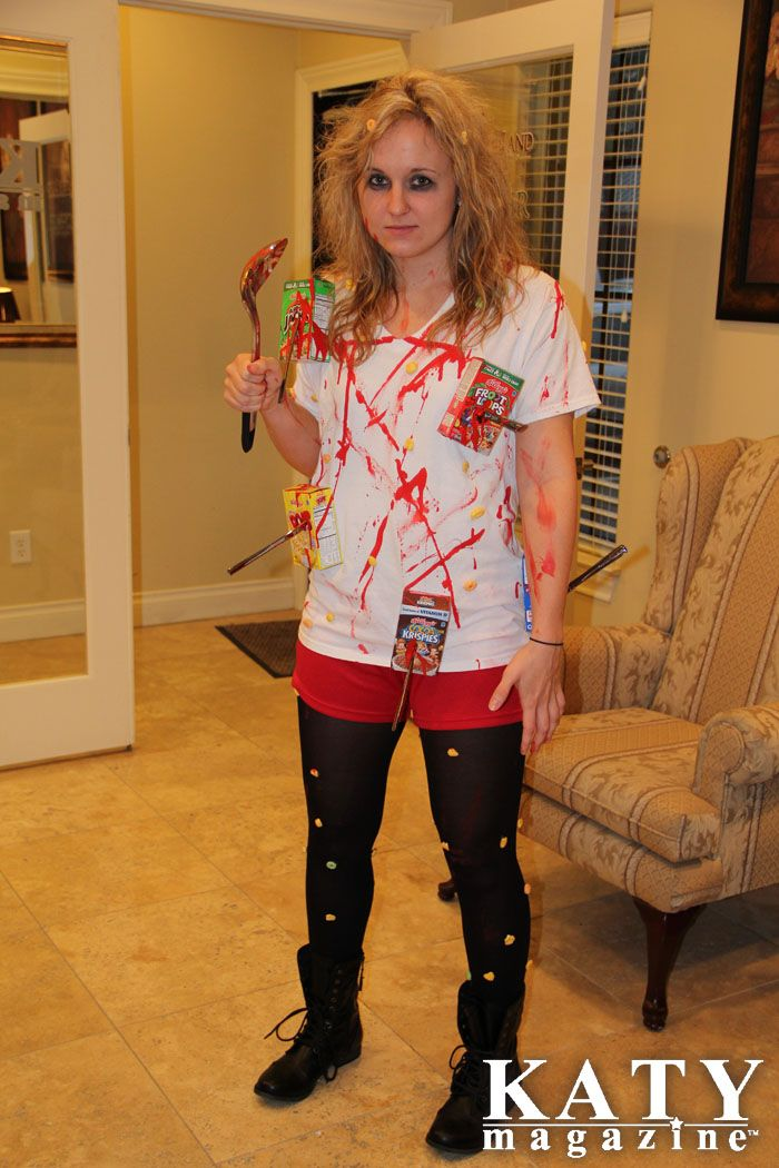 Costume cereal killer halloween fun pinterest cereal killer costume cereal killer ccuart Choice Image