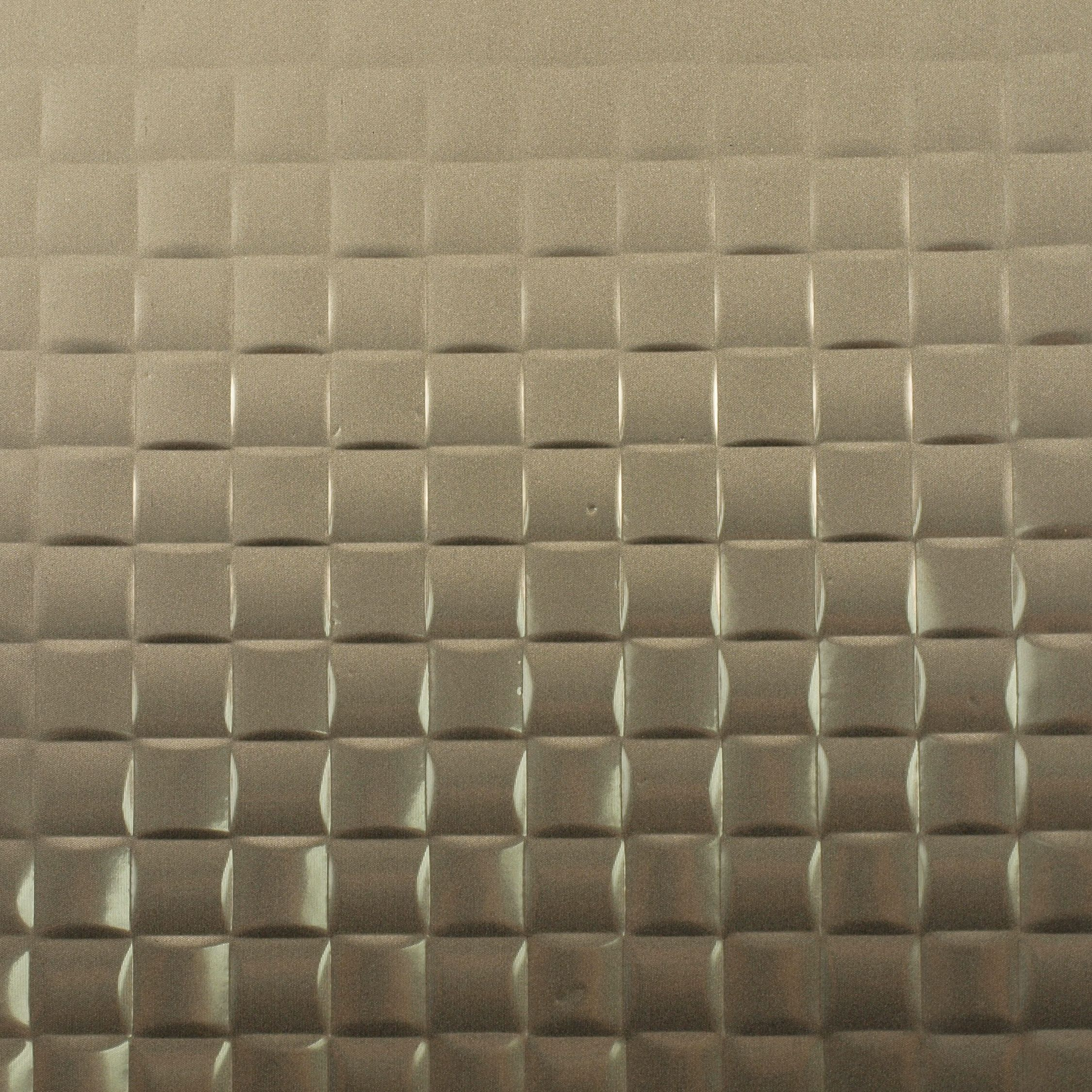 Interlam Motion Metal One Inch Weave - Crome