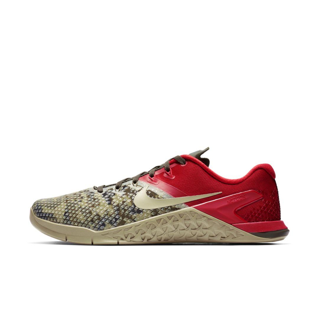hot sale online 34a4b 22c2c Nike Metcon 4 XD Men s Cross Training Weightlifting Shoe Size 12.5 (Sequoia)